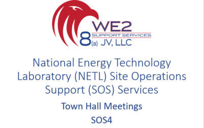 National Energy Technology Laboratory (NETL) Site Operations Support (SOS) Services: Town Hall Meetings Presentation