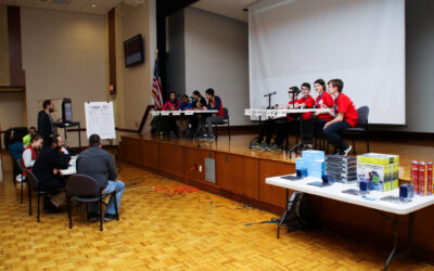 WE2 Support Services 8(a) JV, LLC (WE28aJV) is a Proud Supporter of the West Virginia Science Bowl